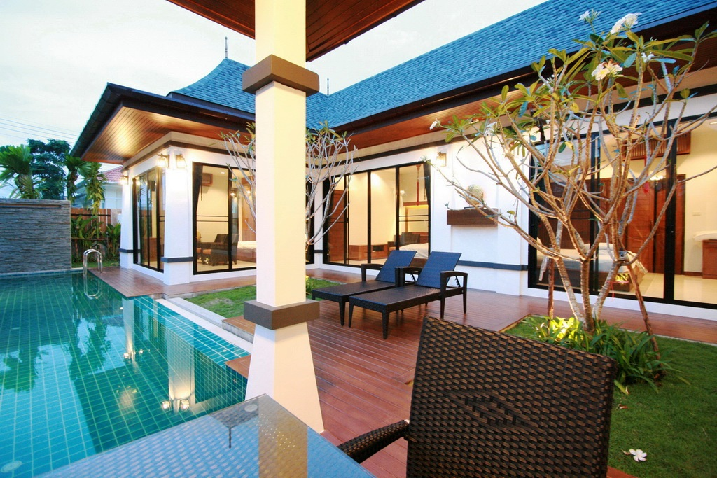 Pool Villa for Sale - Sold Out