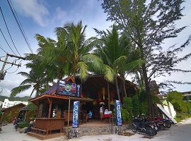 Restaurant for lease in Kamala