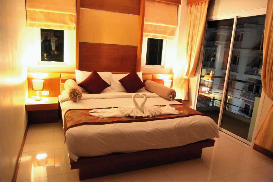 Brand New Hotel for Lease in Patong Beach