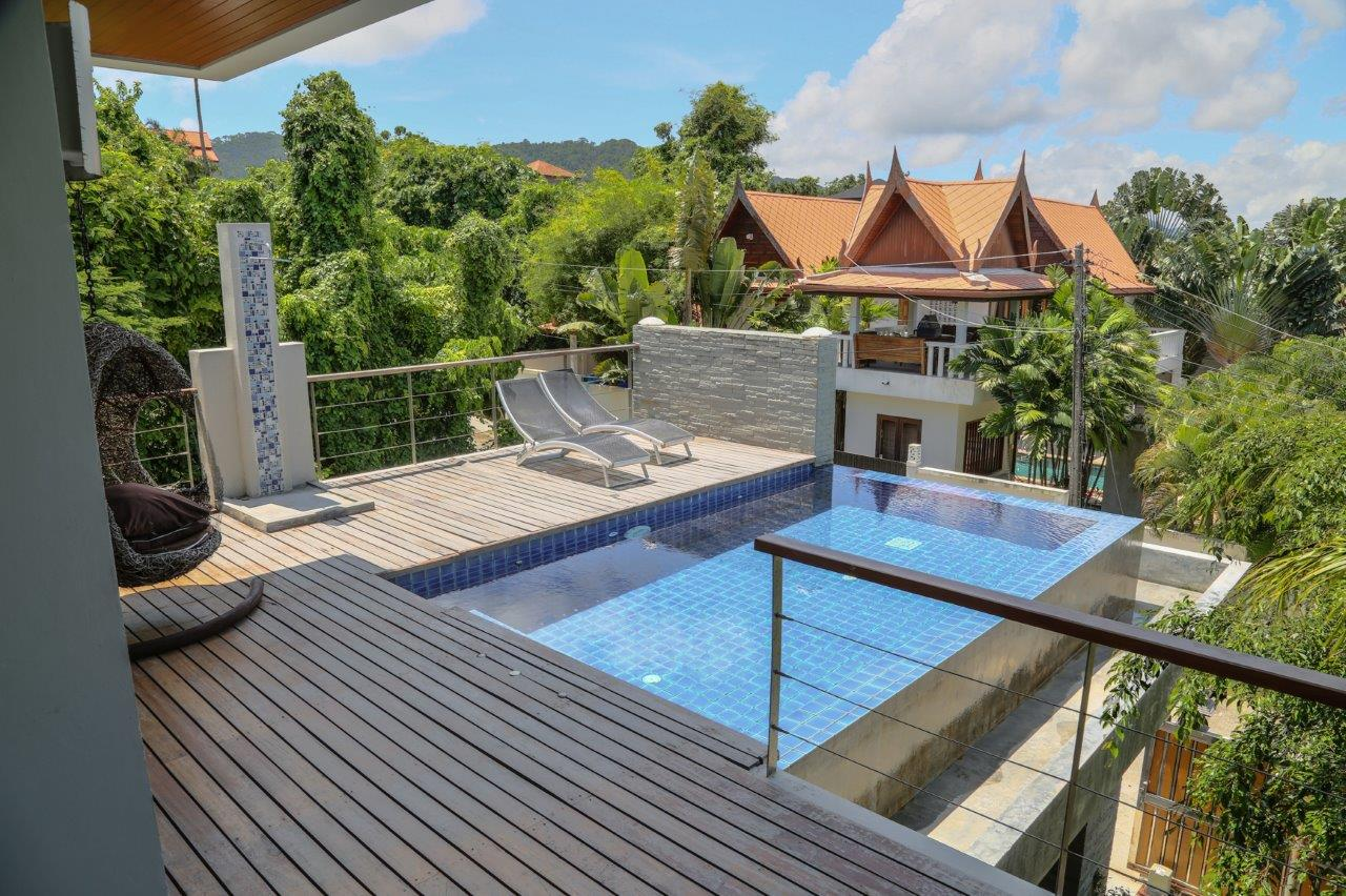 Villa with private Pool - Rawai
