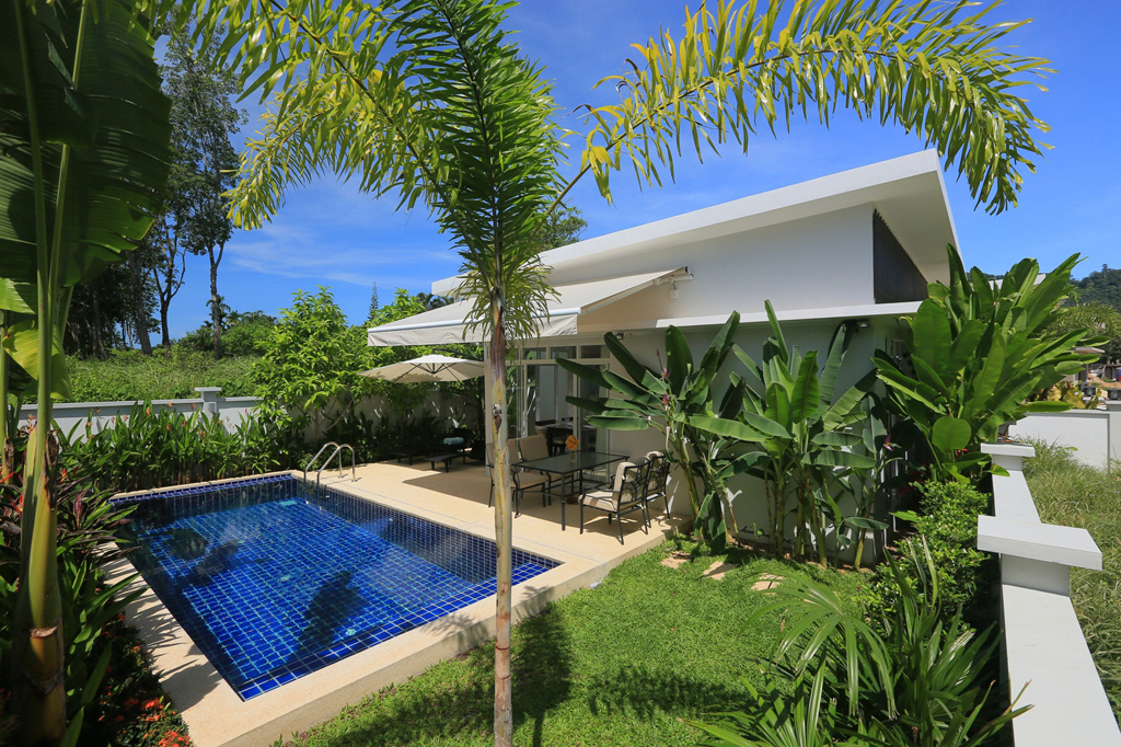 Pool Villas - 2 Bedrooms -  Rawai
