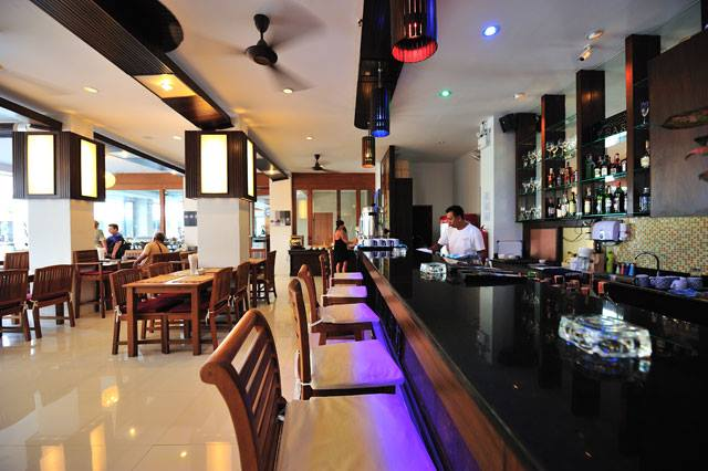 Hotel And Restaurant, Massage For Lease In Patong Beach