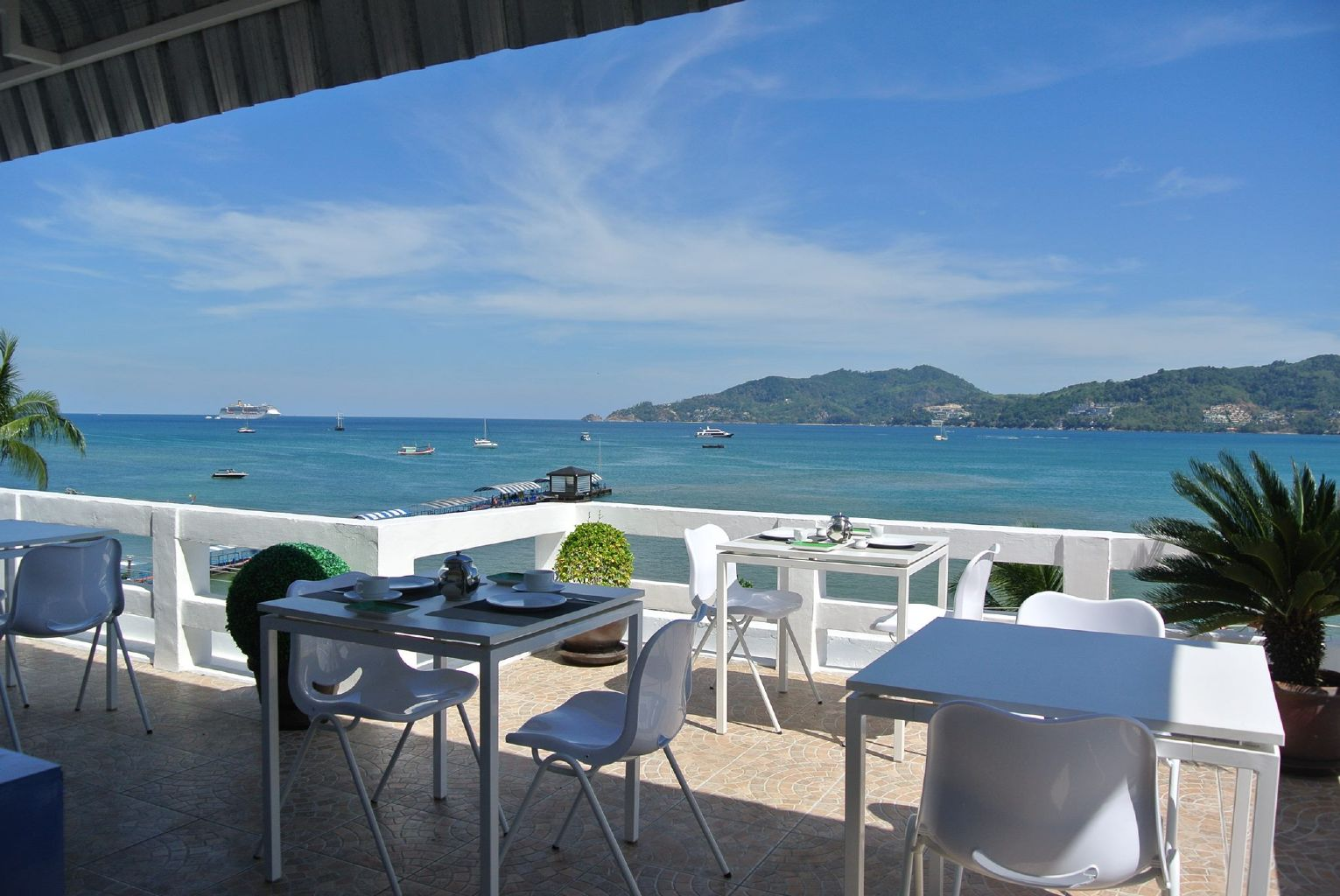Hotel For Lease Patong beach Sea View