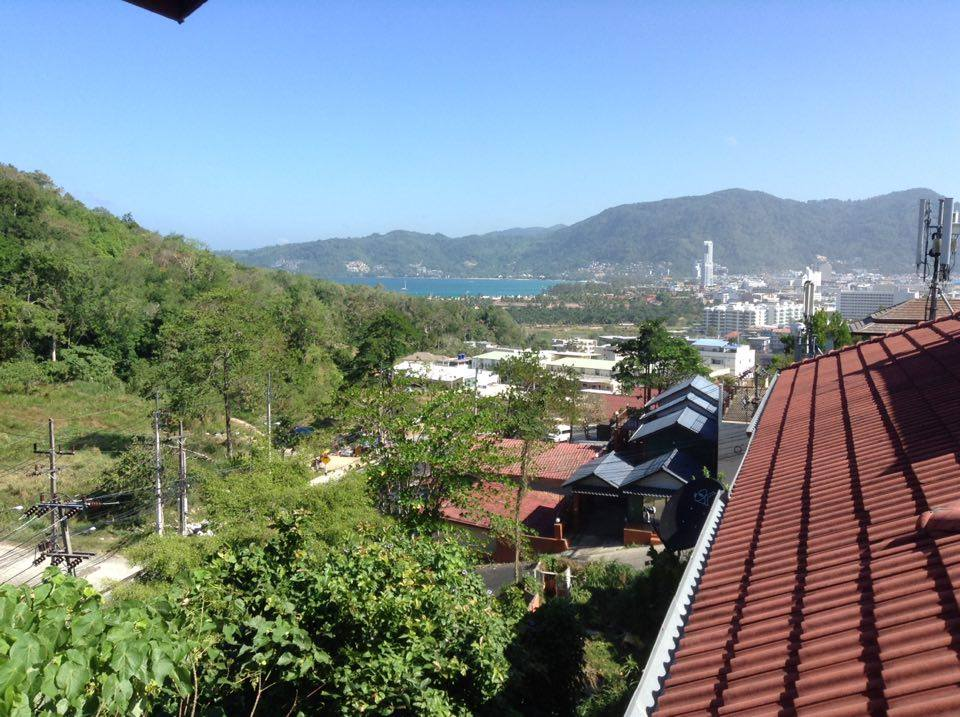 Villa for rent Patong beach sea view