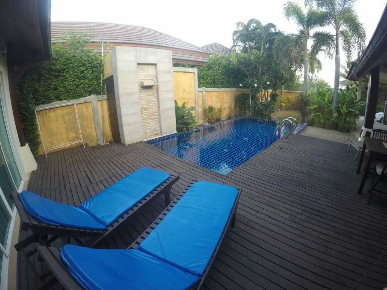 Private Pool 3 bedroom for Rent - Nai Harn