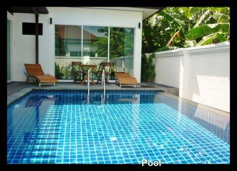 Private Pool Villa for Rent -  2 Bedroom - Kamala