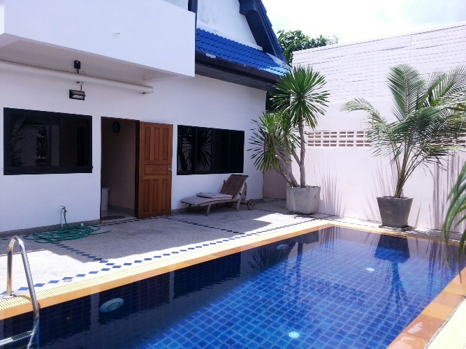 Private Pool  Villa 3 Bedroom - Chalong