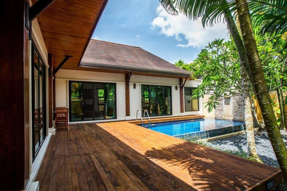 Pool Villa for Rent - Bang Jo - Cherng Talay - RENT OUT