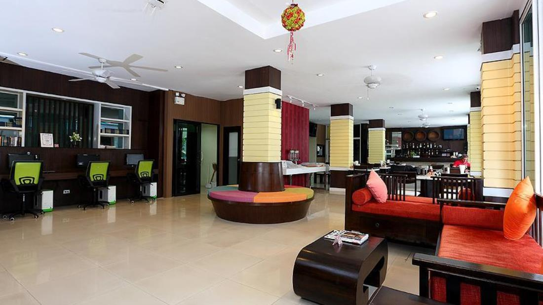 HOTEL AND RESTAURANT FOR RENT AND SALE - PATONG BEACH