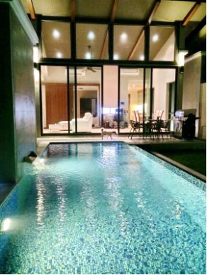 Private pool villa for Sale - Cherng Talay