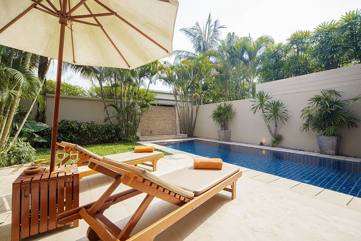 Pool Villa for Sale - Bang Tao