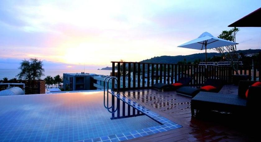 Sea View Hotel for Lease – Patong beach