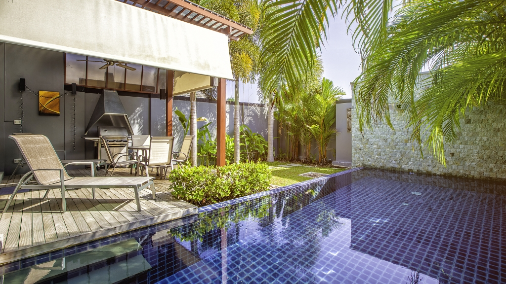 Private Pool Villa For sale – Nai Harn Phuket