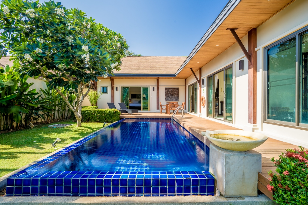 Private Pool Villa for Sale – Rawai / Nai Harn