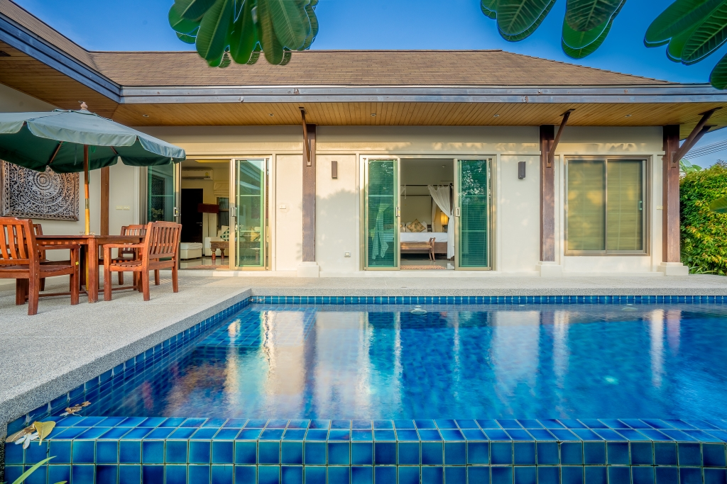 Private Pool Villa for Sale – Rawai/Nai Harn