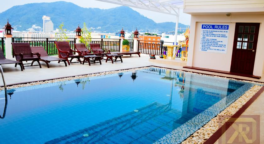 Hotel and Restaurant for Lease - Swimming Pool – Patong beach