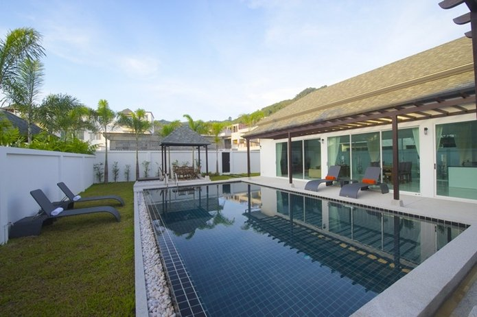 Private pool Villa for Sale - Kamala