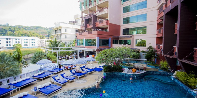 Luxury Resort and Restaurant for Sale - Patong