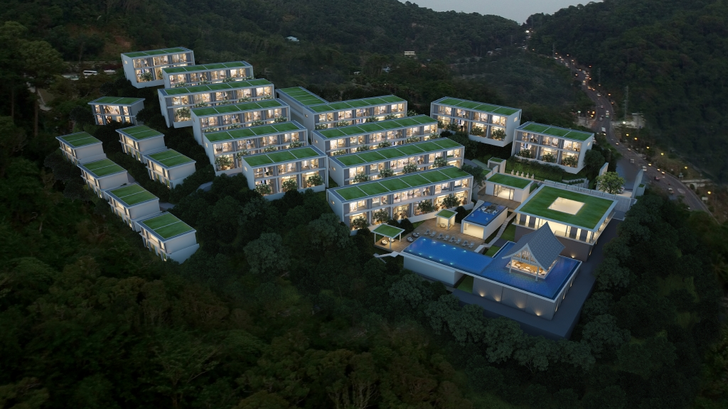 Luxury Condo Sea View For Sale-2 Bedrooms– Patong Beach