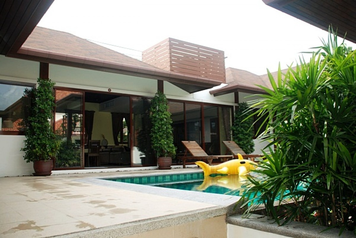 Private Pool Villa for sale - Chalong