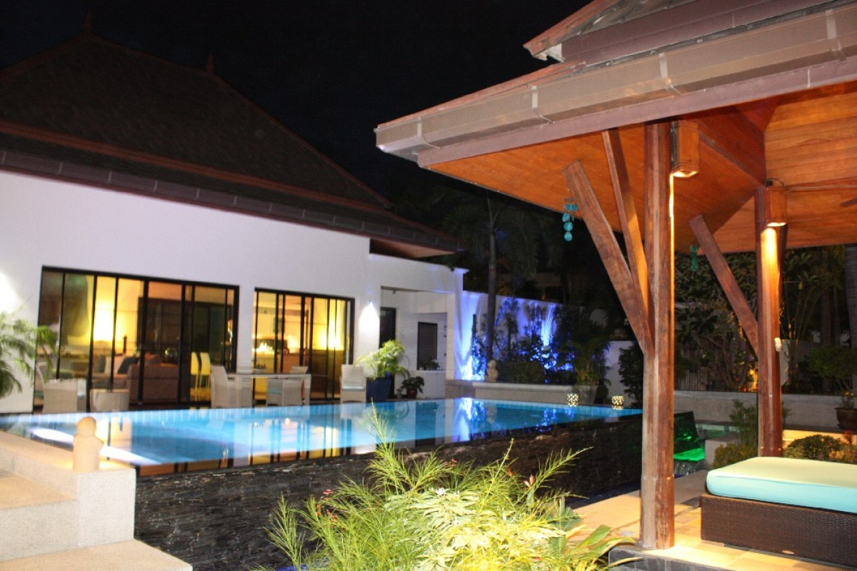 Luxury Private Pool Villa for Sale - Surin beach