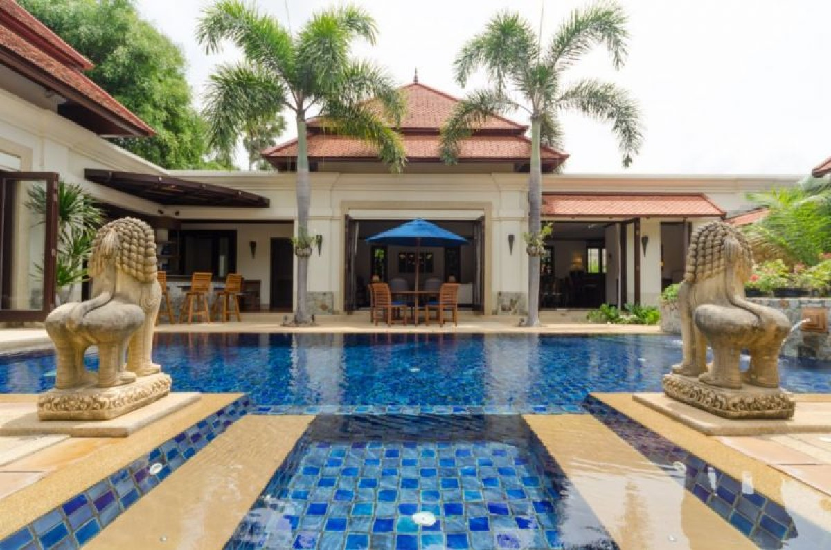 Private Pool Villa for Sale – Cherng Talay