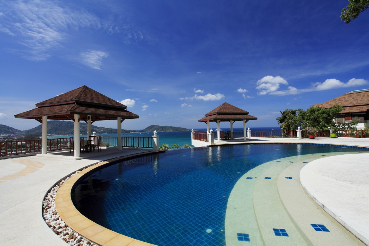 Luxury Private Pool Villa For Sale - Patong