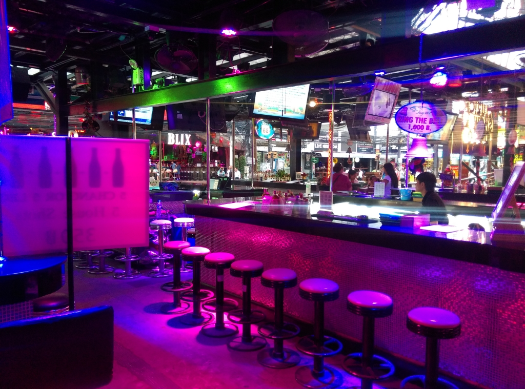 Bar For Lease – Bangla road Patong beach