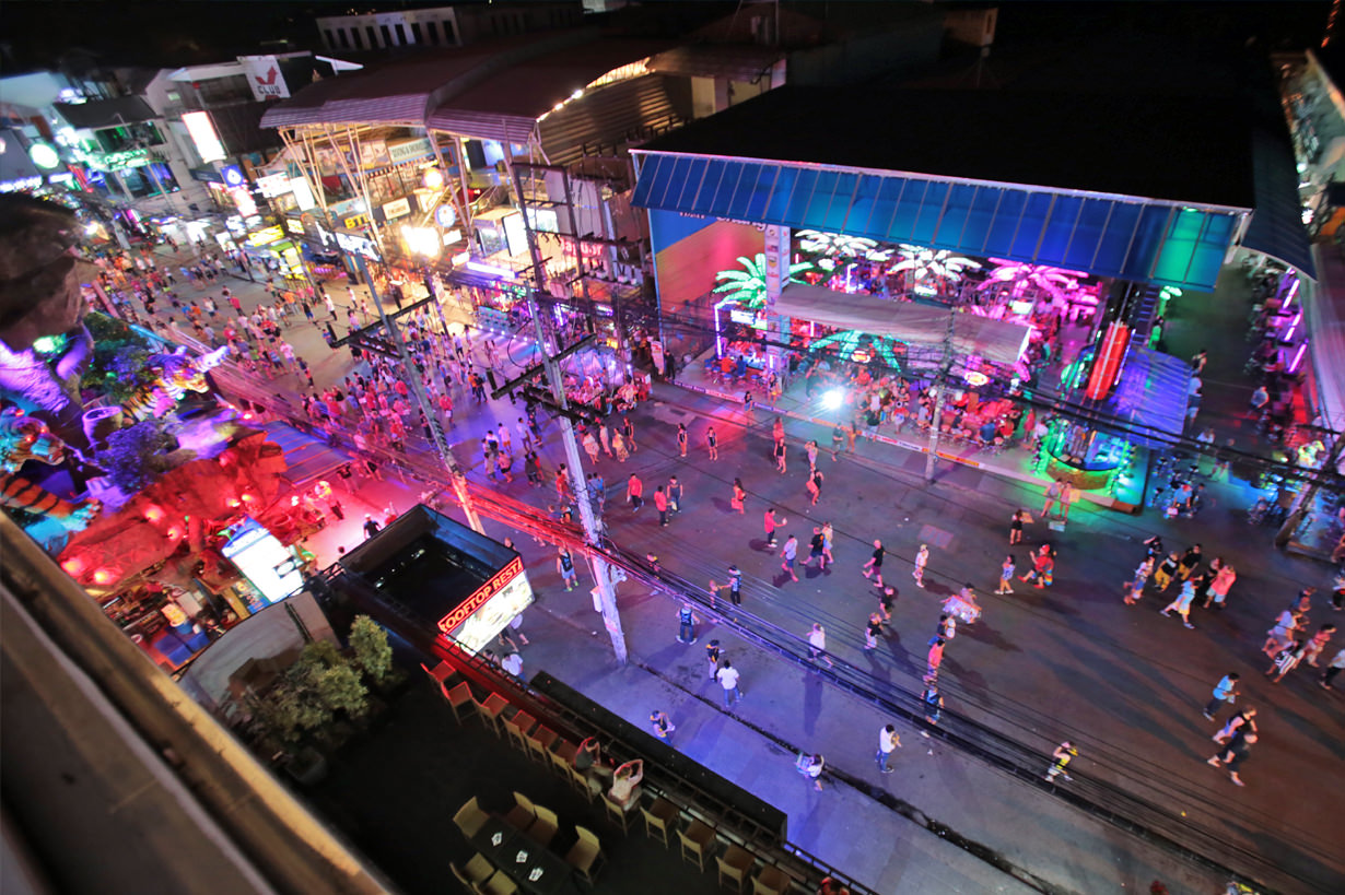 Bar for Lease - bangla road Patong beach