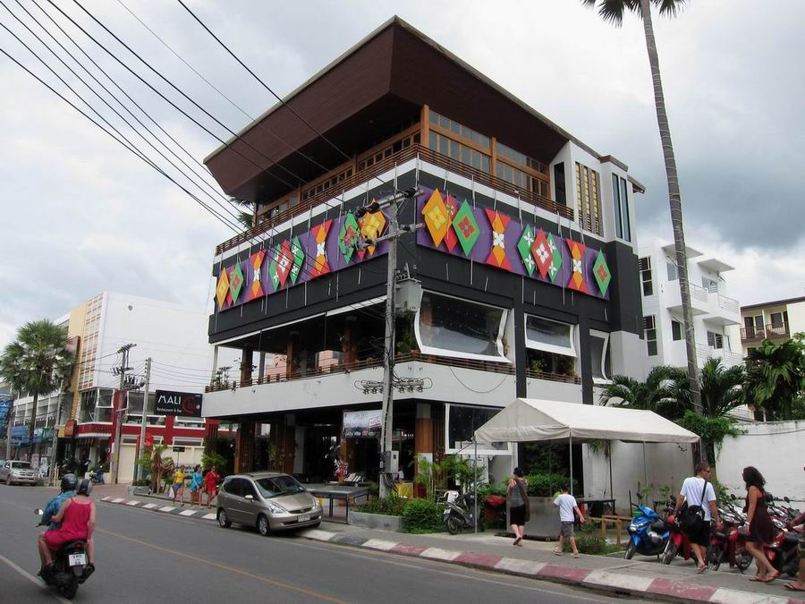 Building for rent – Kata beach