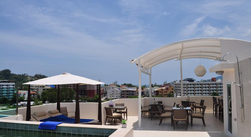 Hotel for lease - Swimming pool – Patong beach - Sold Out
