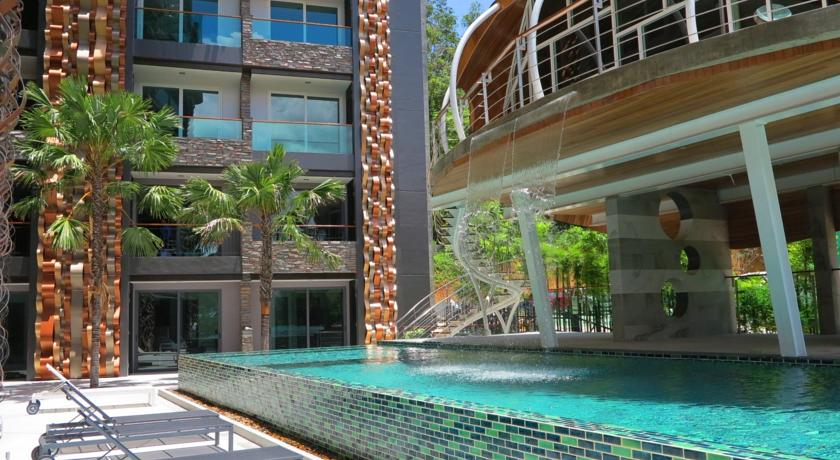 New Apartment for rent – Swimming Pool – Patong beach