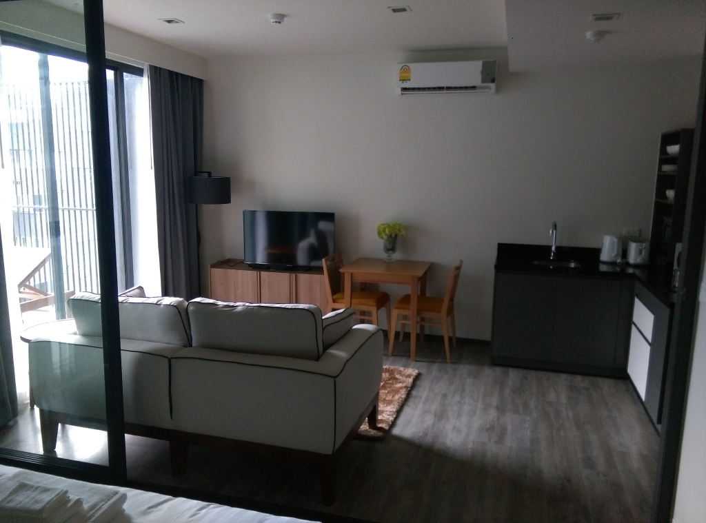 Modern Apartment for rent – Patong beach