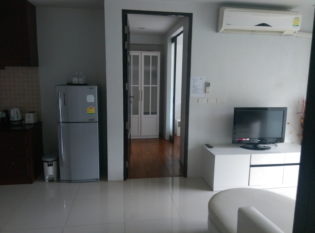 2 beds Apartment for rent – Patong beach
