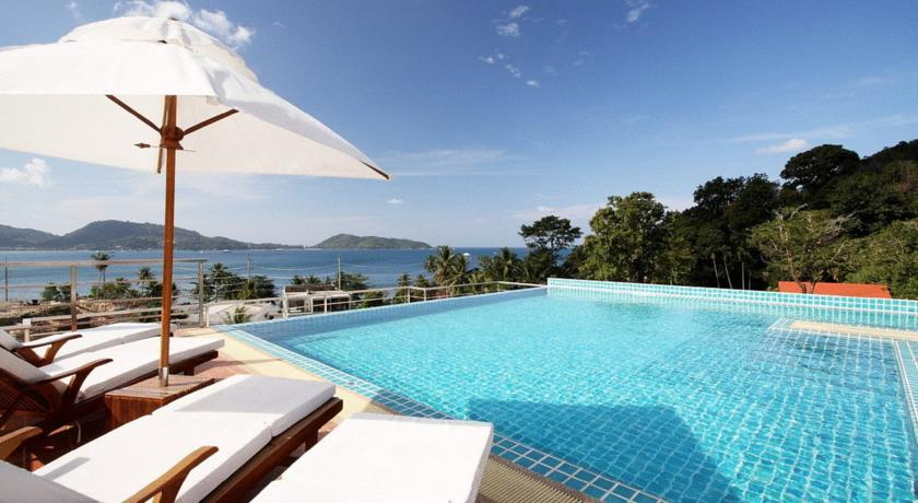Luxury 2 Beds Apartment for Rent - Kalim beach (Patong)