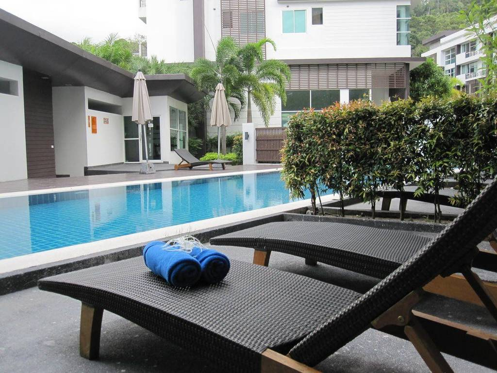 Apartment for Rent - Patong