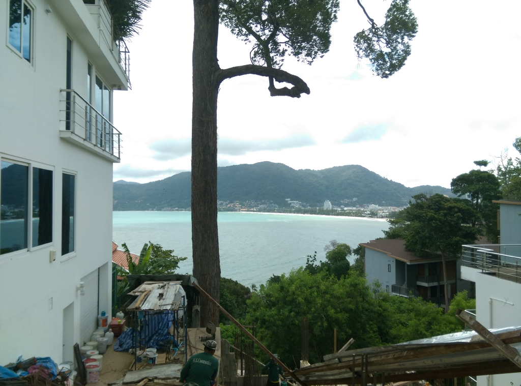 Land for Sale – Sea View – Patong beach