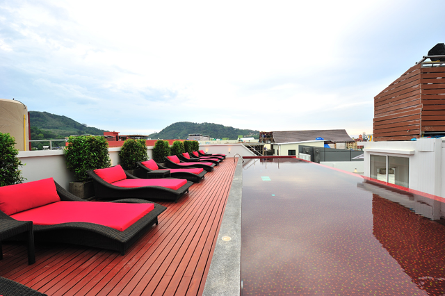 Hotel For Lease and Sale – Swimming Pool – Patong beach