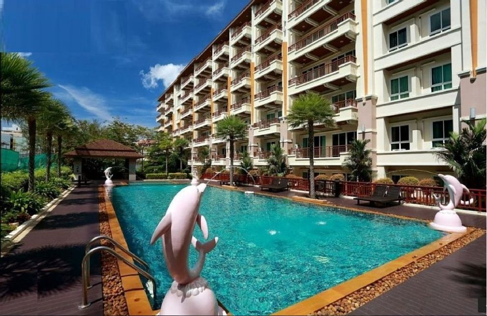 New Apartment for Sale – Patong beach