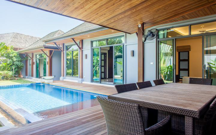 Private Pool Villa for Sale – Nai Harn