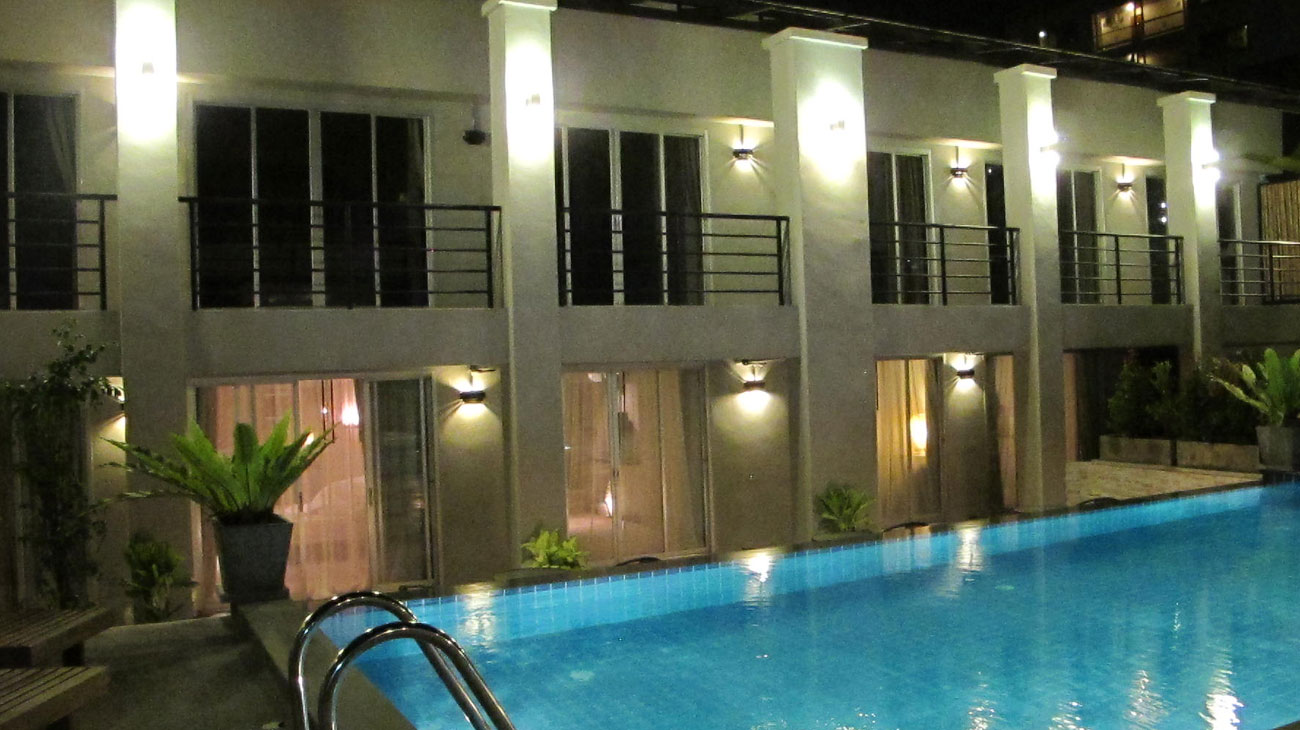 Hotel for Sale - Swimming Pool – Patong beach