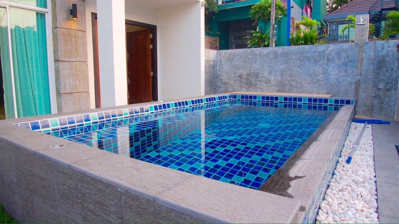Exclusive Private Pool Villa for Sale - Patong