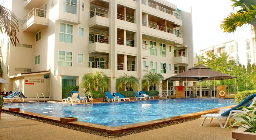 2 Beds Apartment for Rent - Swimming pool – Patong beach
