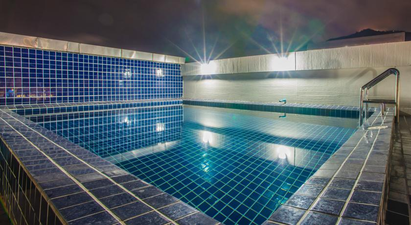 Hotel for Lease with Swimming Pool – Patong