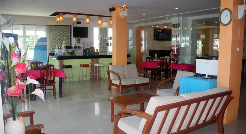 Hotel with Restaurant for Lease - Patong beach