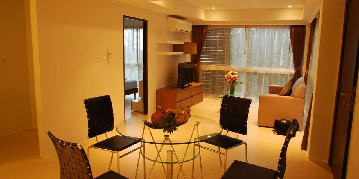 1 Bedrooms Deluxe for Rent – Patong beach