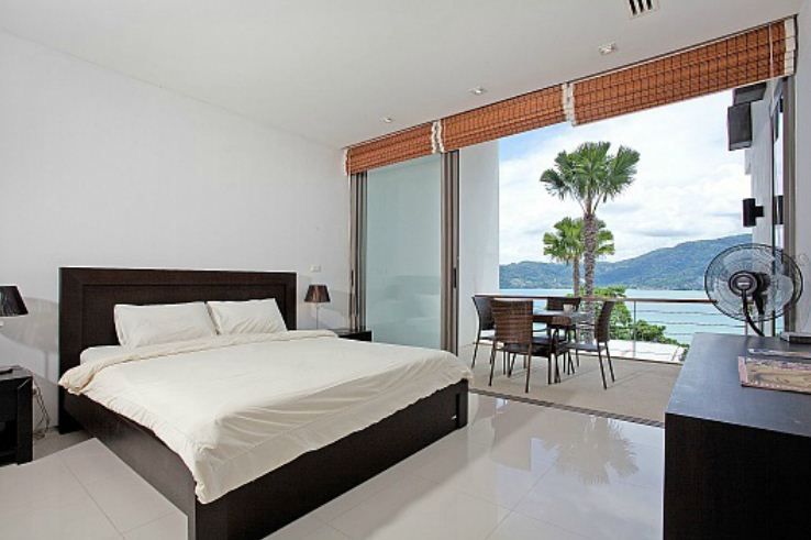 Private Pool Villa for Sale – Sea View - Patong beach
