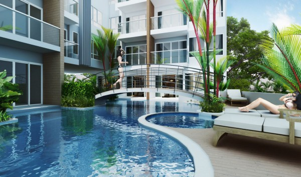 2 Bed Apartment for Sale – Swimming Pool – Nai Harn
