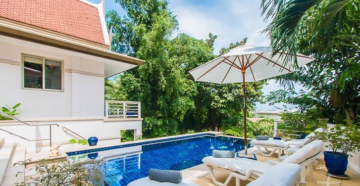 Thai-style Sea View Villa for Sale – Kata beach
