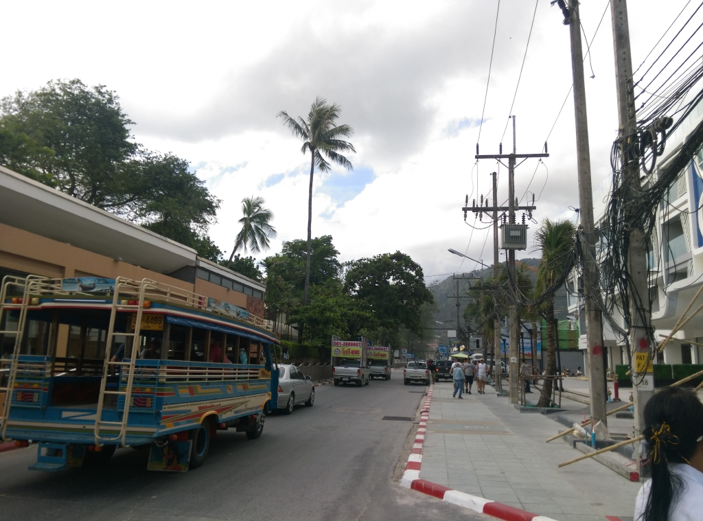Commercial Space for Rent – Beach road Patong